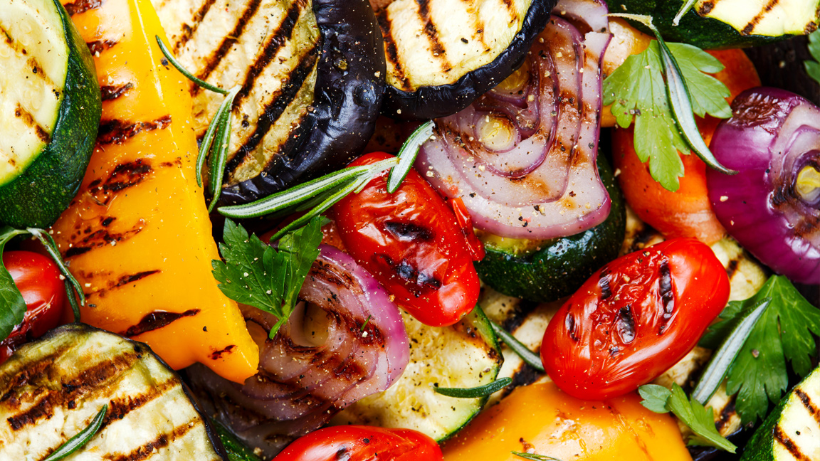 Meatless Grilling: Freedom from Excess Sodium