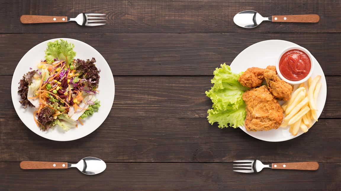 7 Tips For Eating Healthier At Restaurants Sodium Breakup