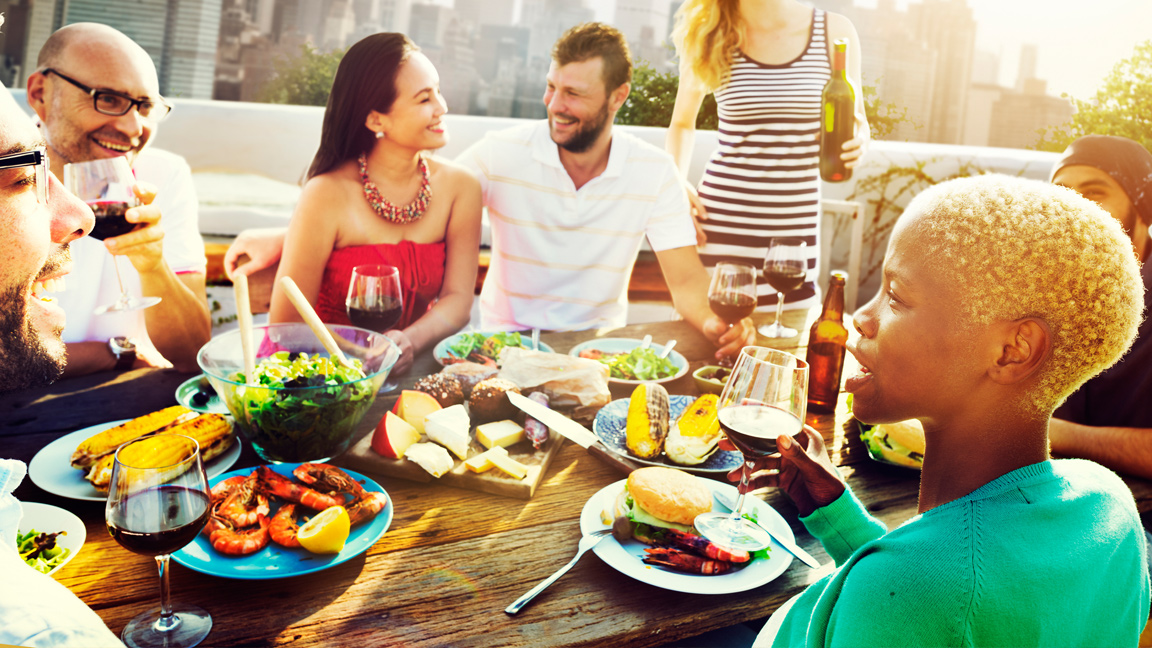 12 ways to celebrate Eat Smart Month with friends and family