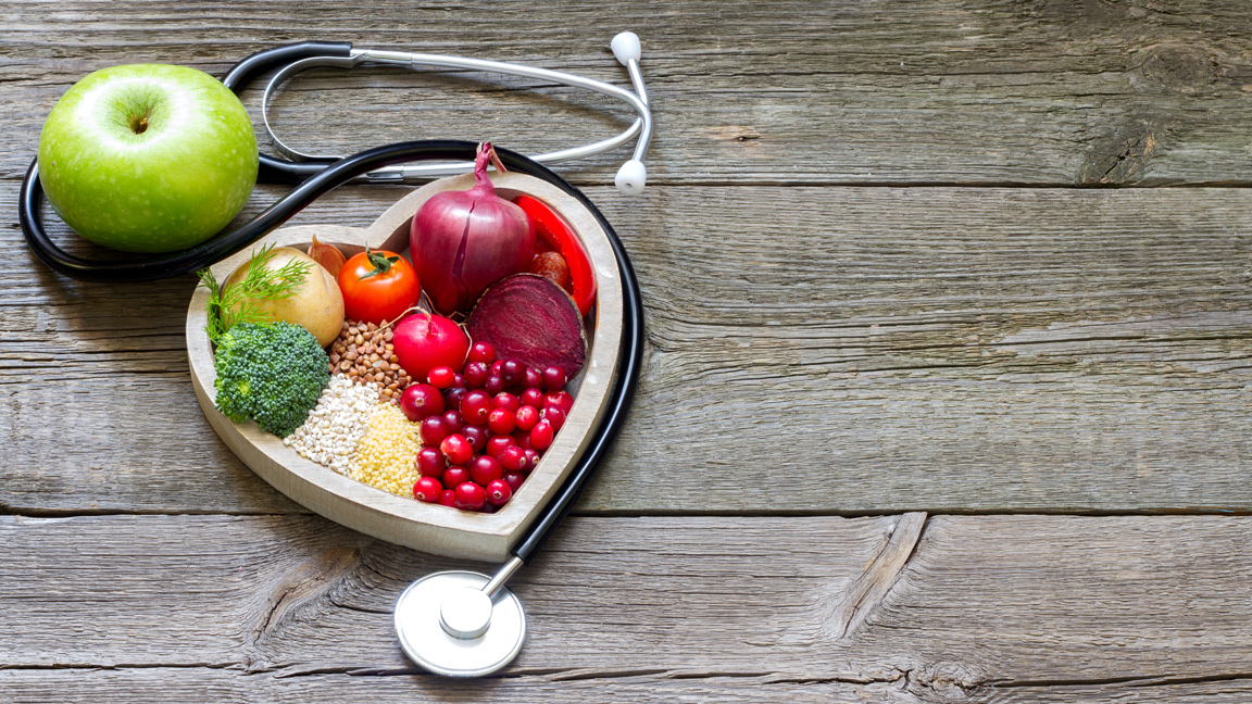 Lower your blood pressure by reducing sodium and eating the DASH diet