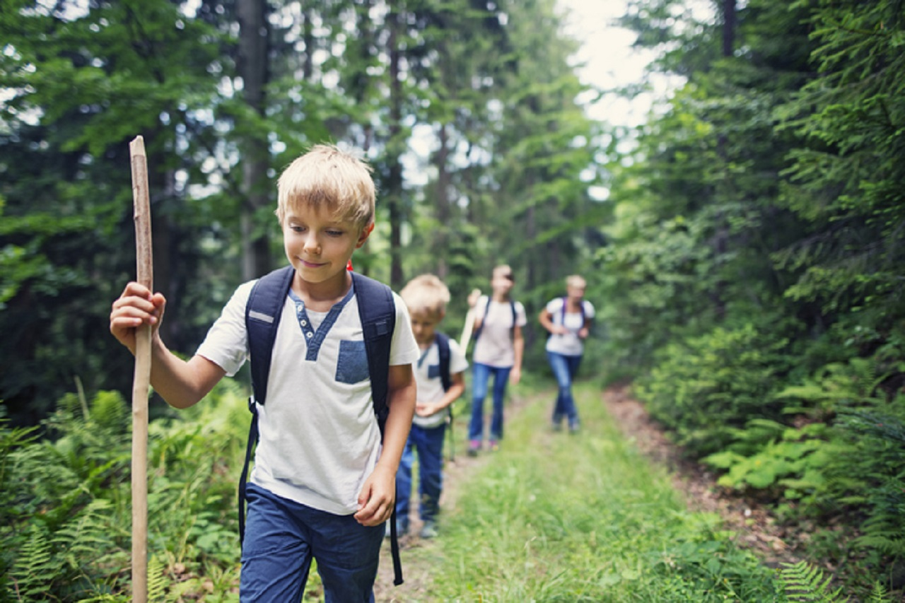 Get Outside, Get Moving, Get a Free Parks Pass