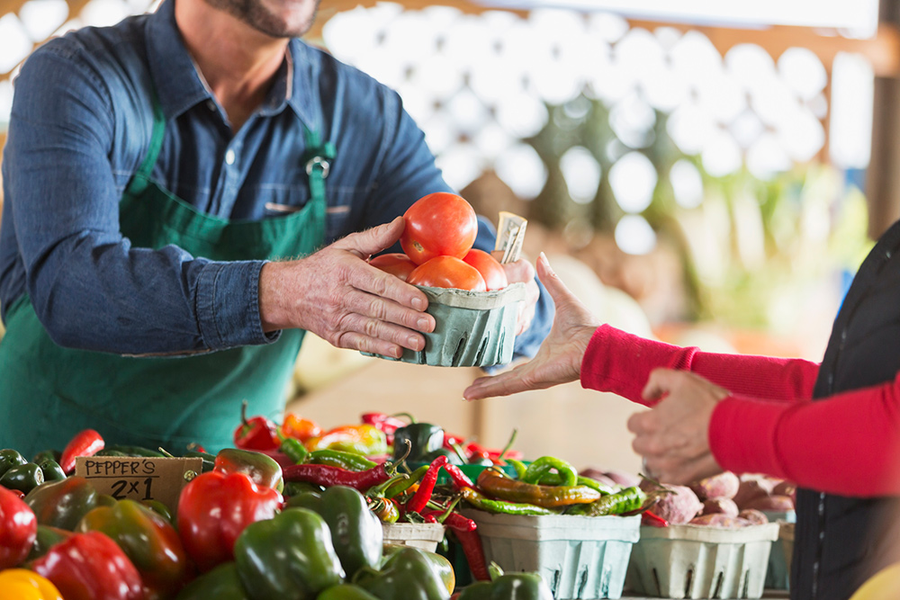 SNAP Incentive Program Successes Ensure Access to Healthy Foods