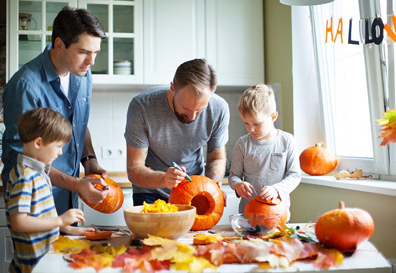 Rethinking Halloween during COVID-19