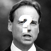 1-Greg_Hunt_2_b_w_question.jpg
