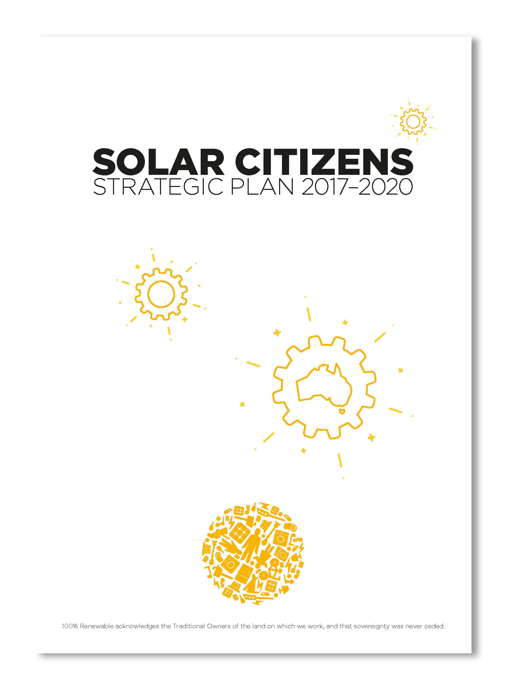Click here to download the Solar Citizens Strategic Plan