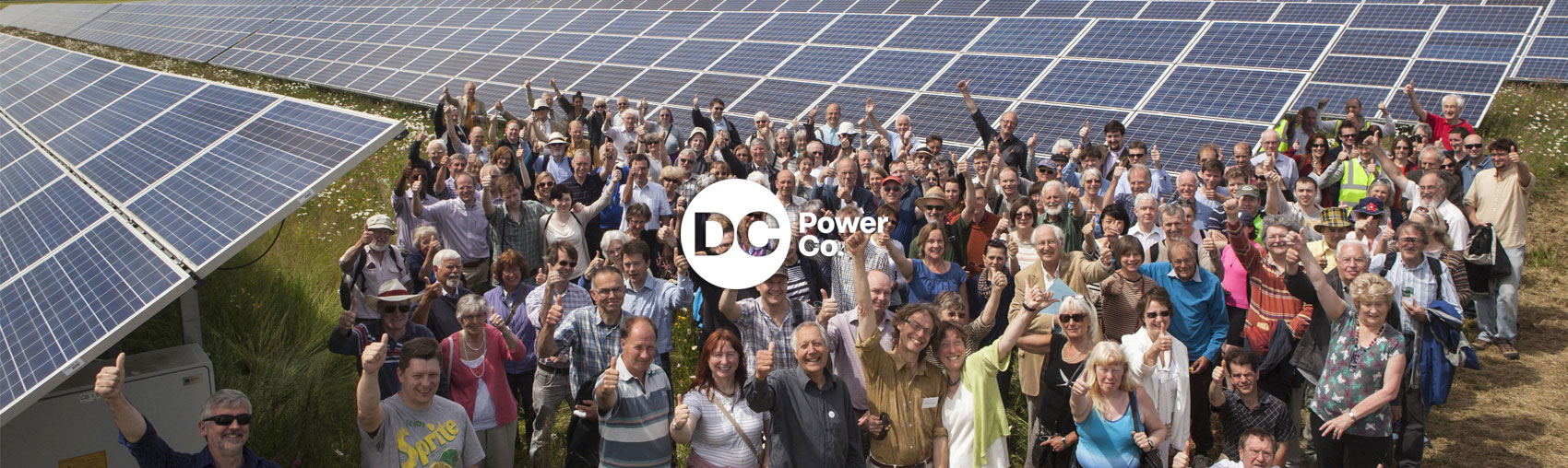 A power company for solar lovers