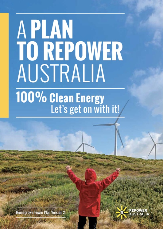 A Plan to Repower Australia