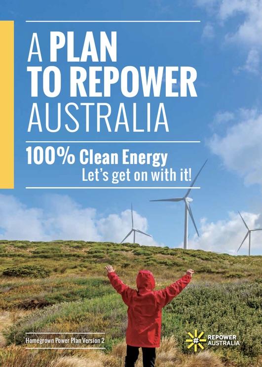 A Plan to Repower Australia