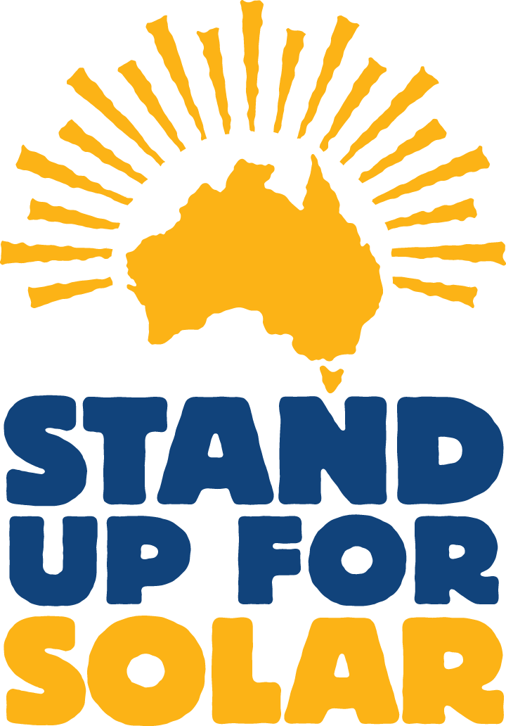 Stand Up For Solar
