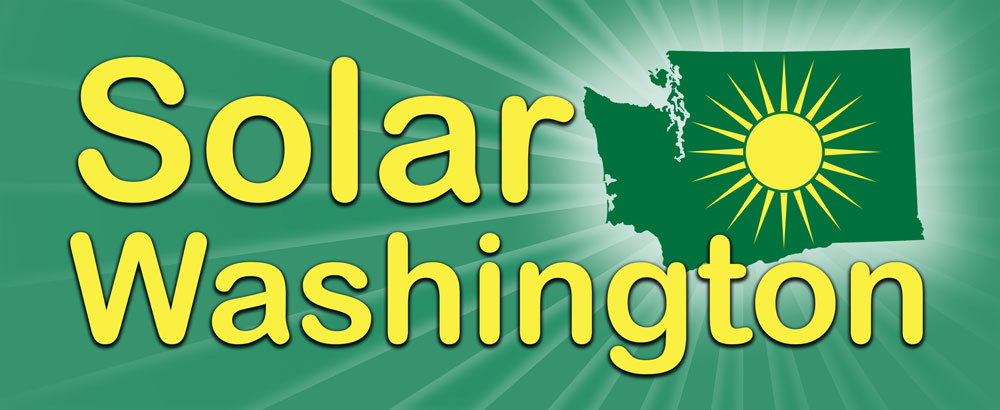 Current Solar Incentives in Washington