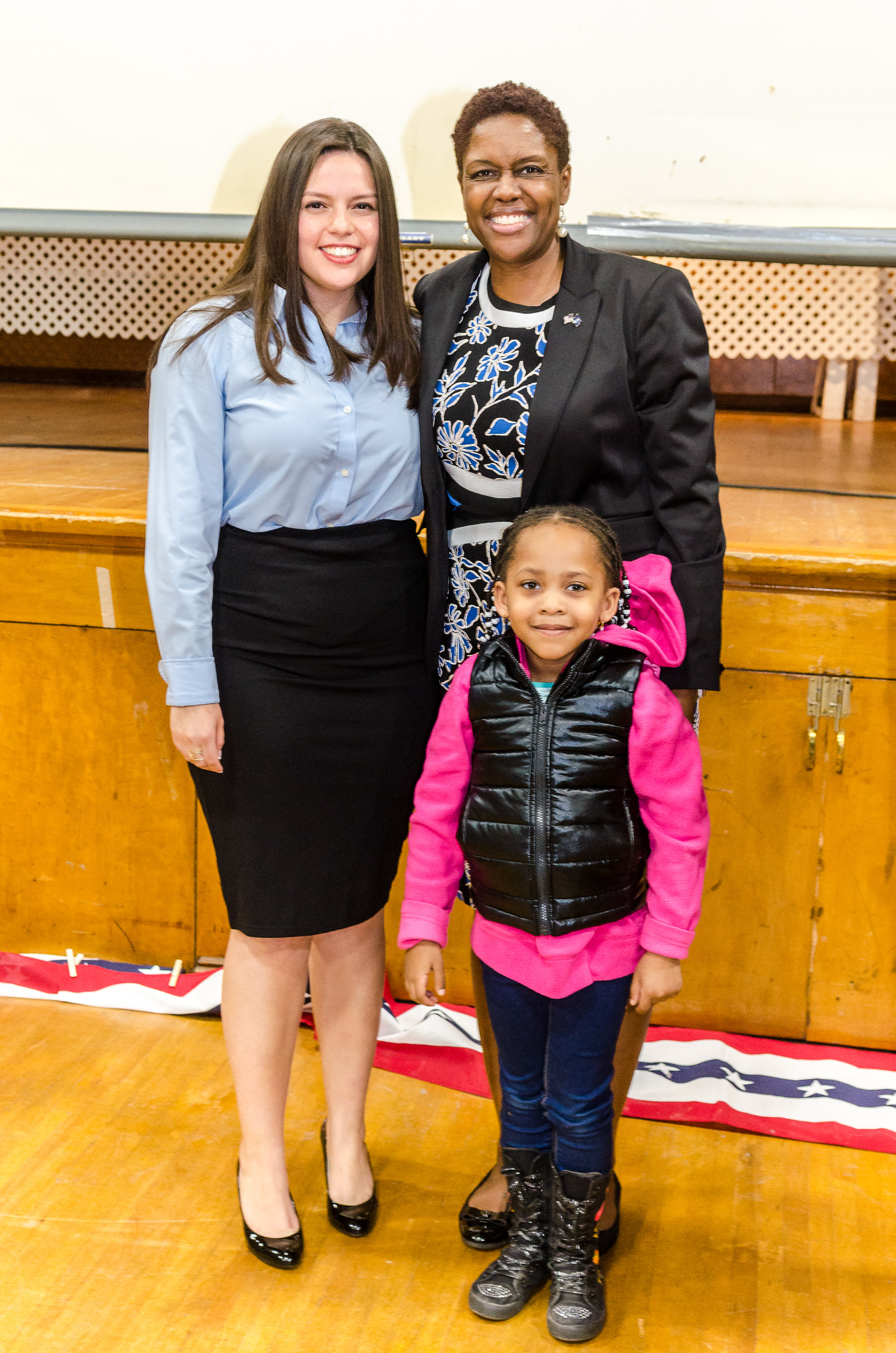 Sara Sooy and Shanel Robinson, Democrats for Somerset County Freeholder