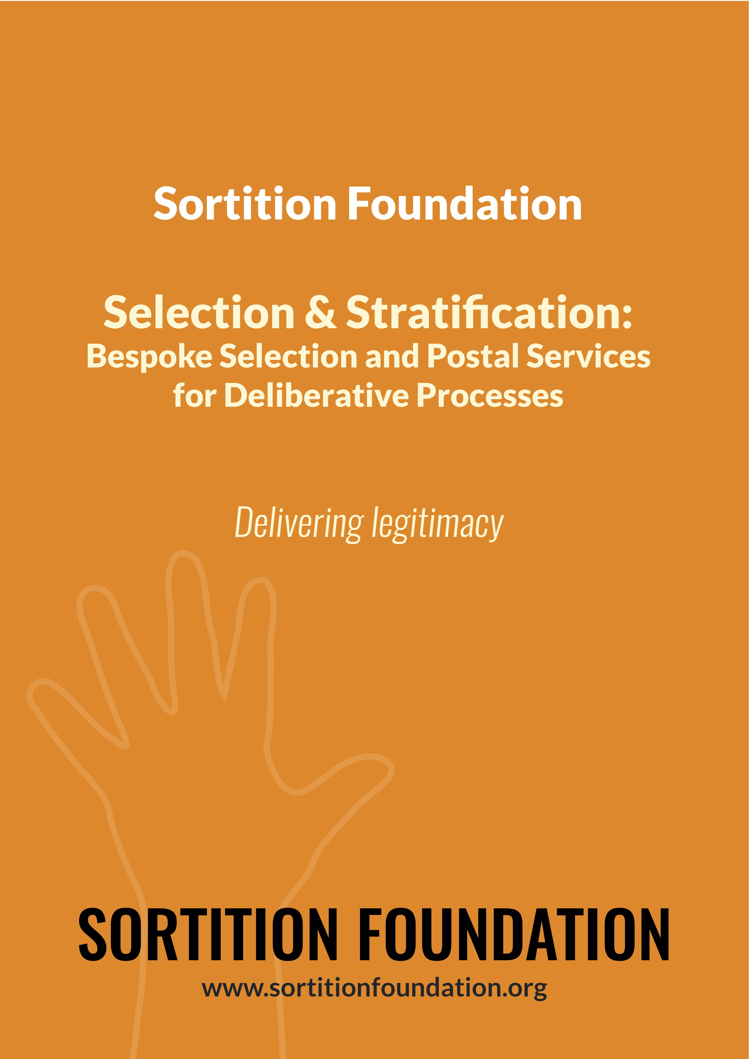 Sortition Foundation Services