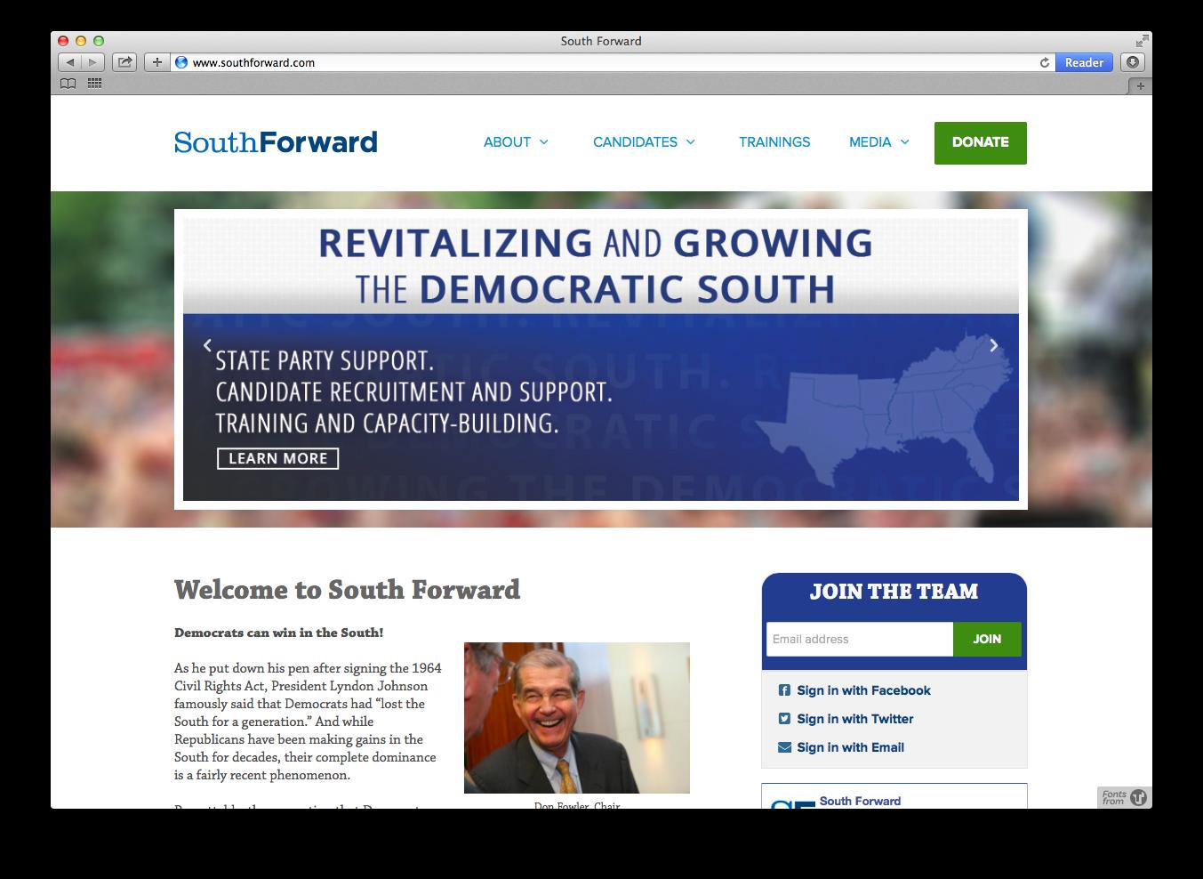 SouthForward.com