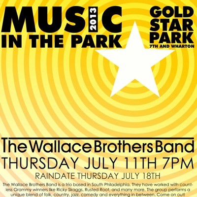 Music_in_the_Park_Flyer2013_July_wallacebros