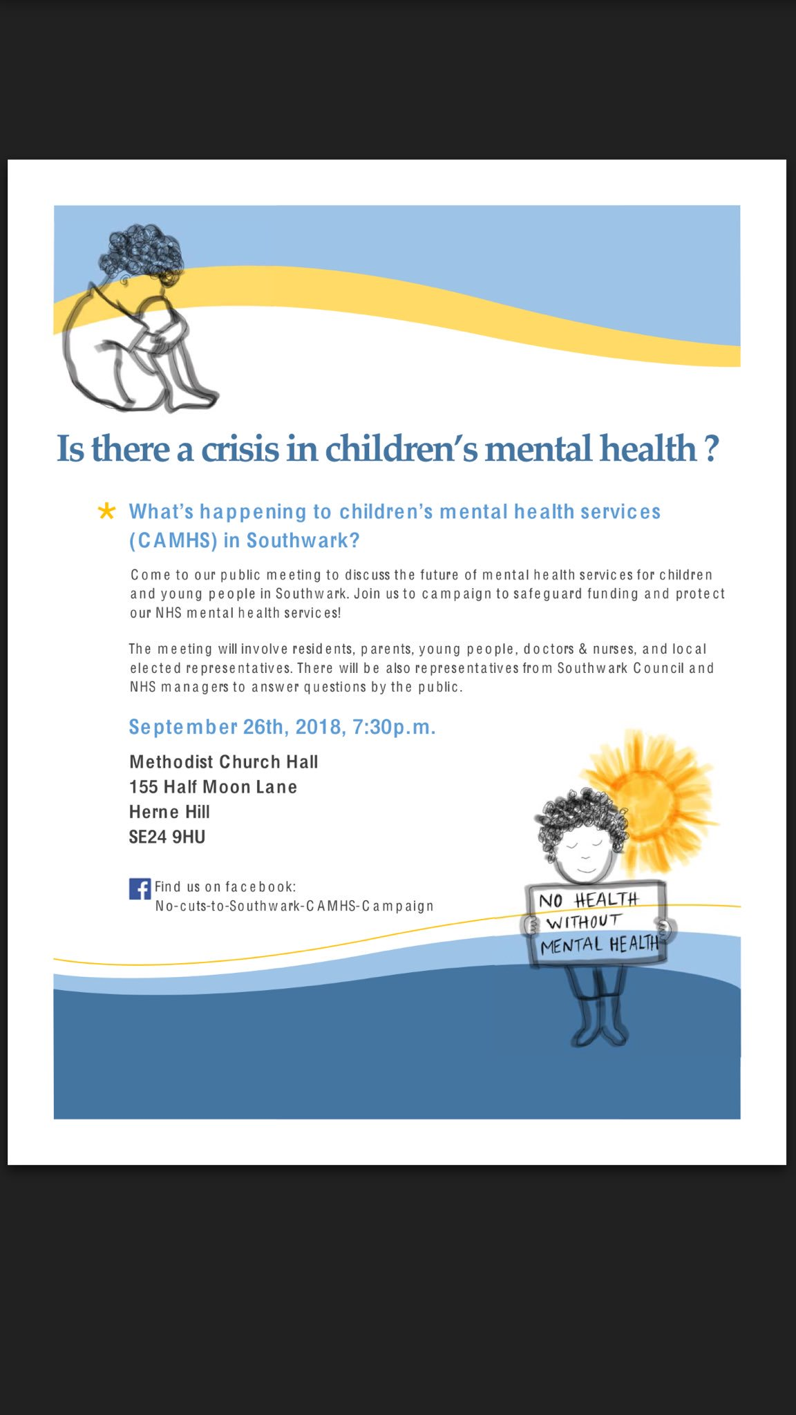 Is there a Mental Health Crisis? - Southwark CAN