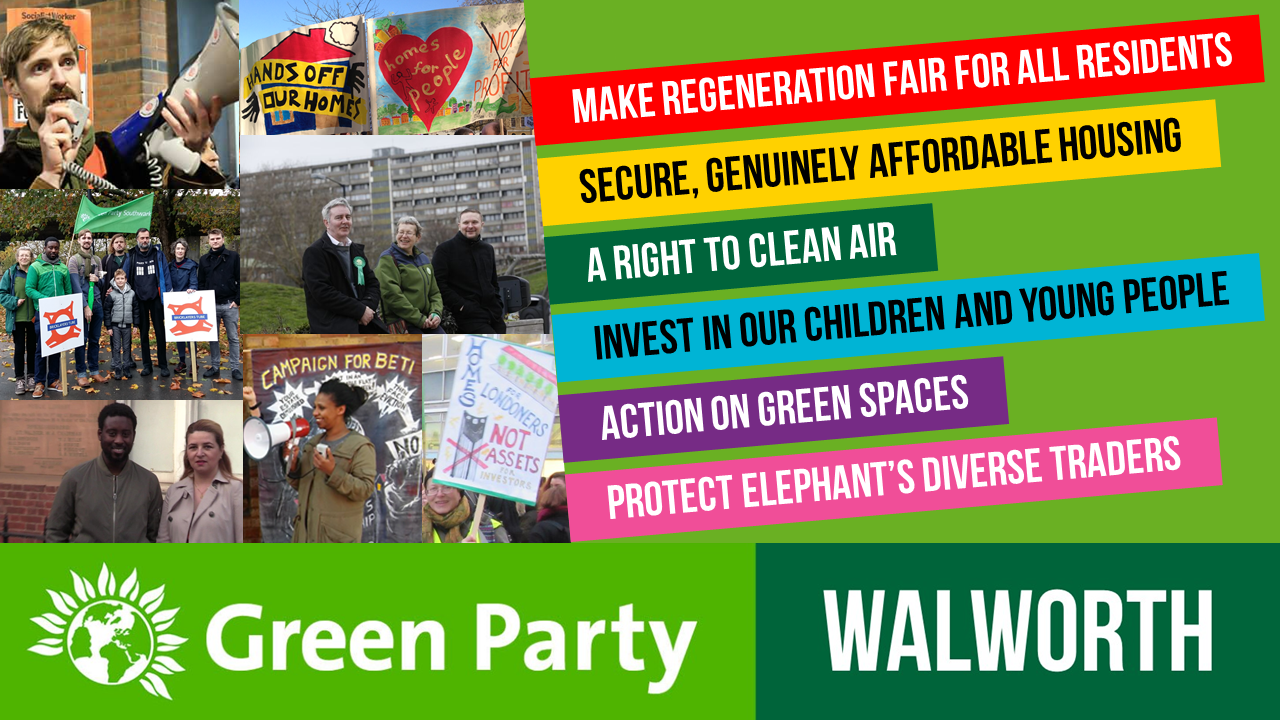 Walworth Green Party