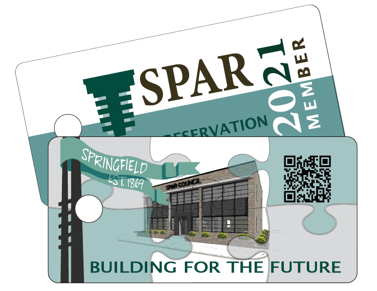 2021 SPAR Key Tag