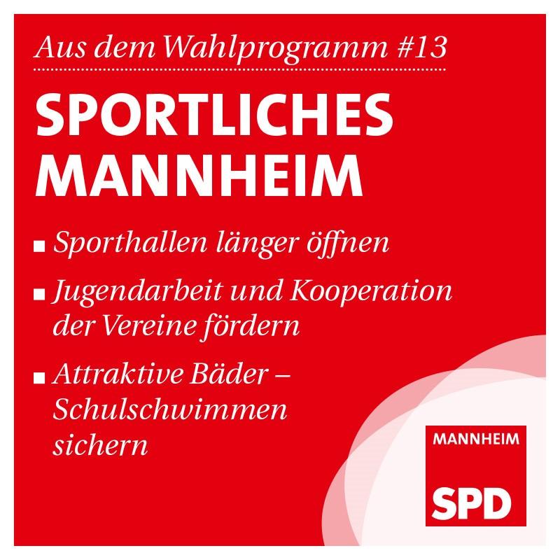 Sportliches Mannheim