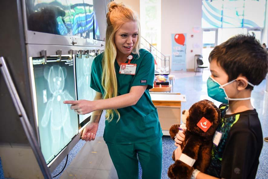 Photo: Juan Pulido Children's Medical Center Dallas