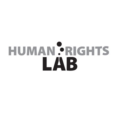 Human Rights Lab logo