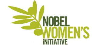 Nobel Women's initiative logo