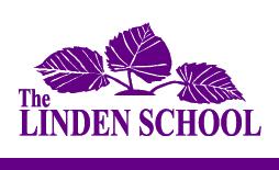 Linden School logo
