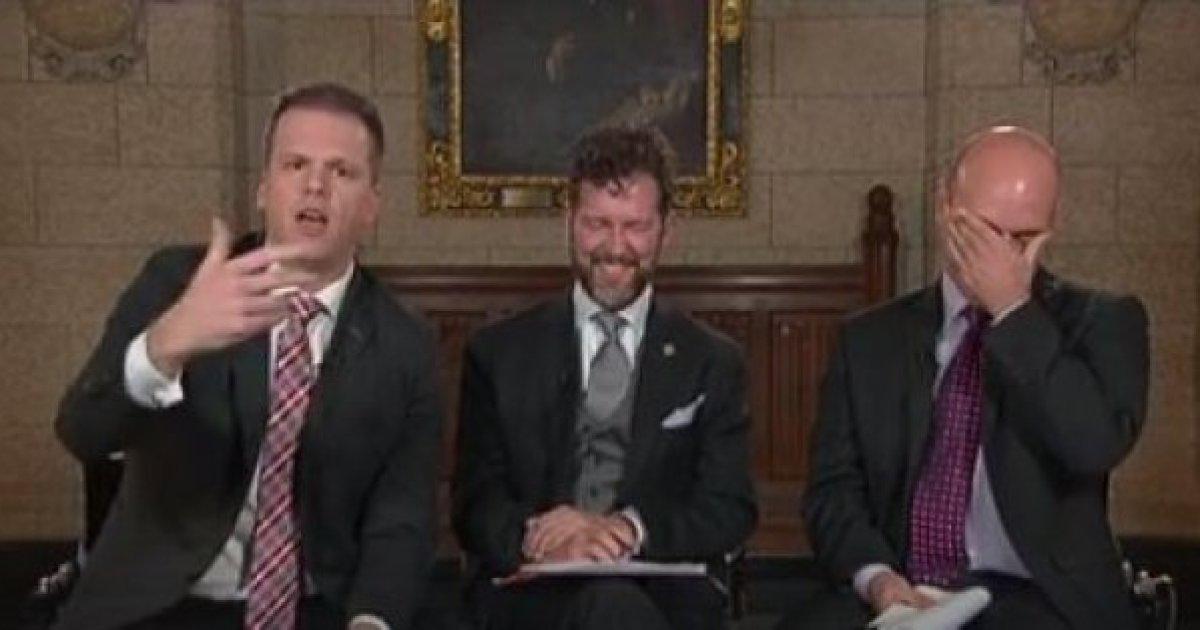 mydemocracy-ca-mark-holland-nathan-cullen-scott-reid-face-palm-laughter.jpg