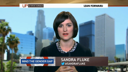 Up With Steve Kornacki: Democrats push equal pay for 2014