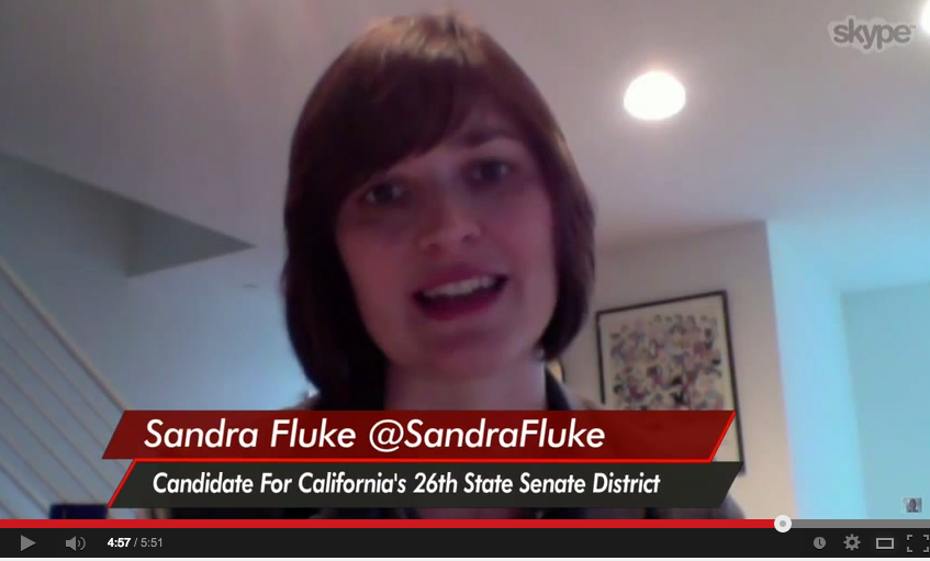 Huffington Post Live: Sandra Fluke and What's At Stake With Equal Pay