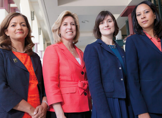 Argonaut: The Year of the Woman in Local Politics