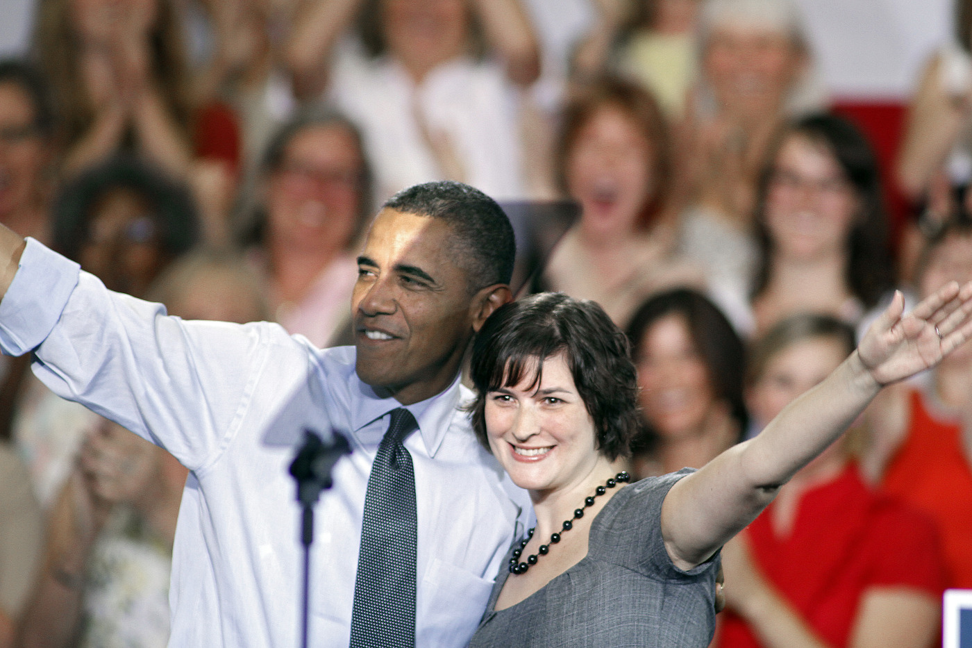 USA TODAY: Women's rights activist Sandra Fluke heads to Calif. general election