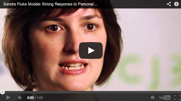 Sandra Fluke On How to Respond to a Personal Attack