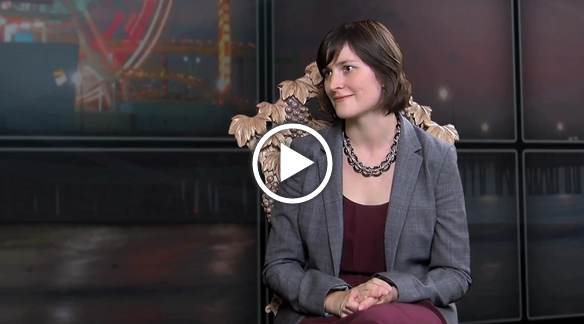 Westside TV: In the Chair – Sandra Fluke Interview