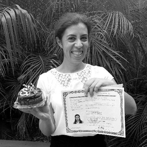 Naturalized Citizen from Iran