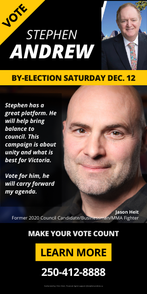 Jason Heit has stepped aside to see Stephen Andrew win the by-election