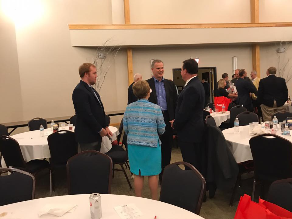 Braun Attends Hendricks County Lincoln Day
