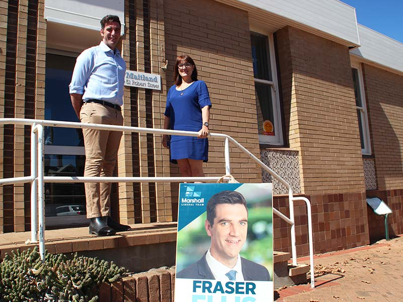 New Narungga Electorate Office Open