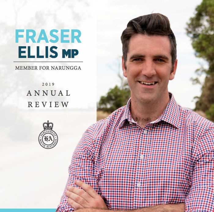 Fraser Ellis Annual Review Booklet 2019