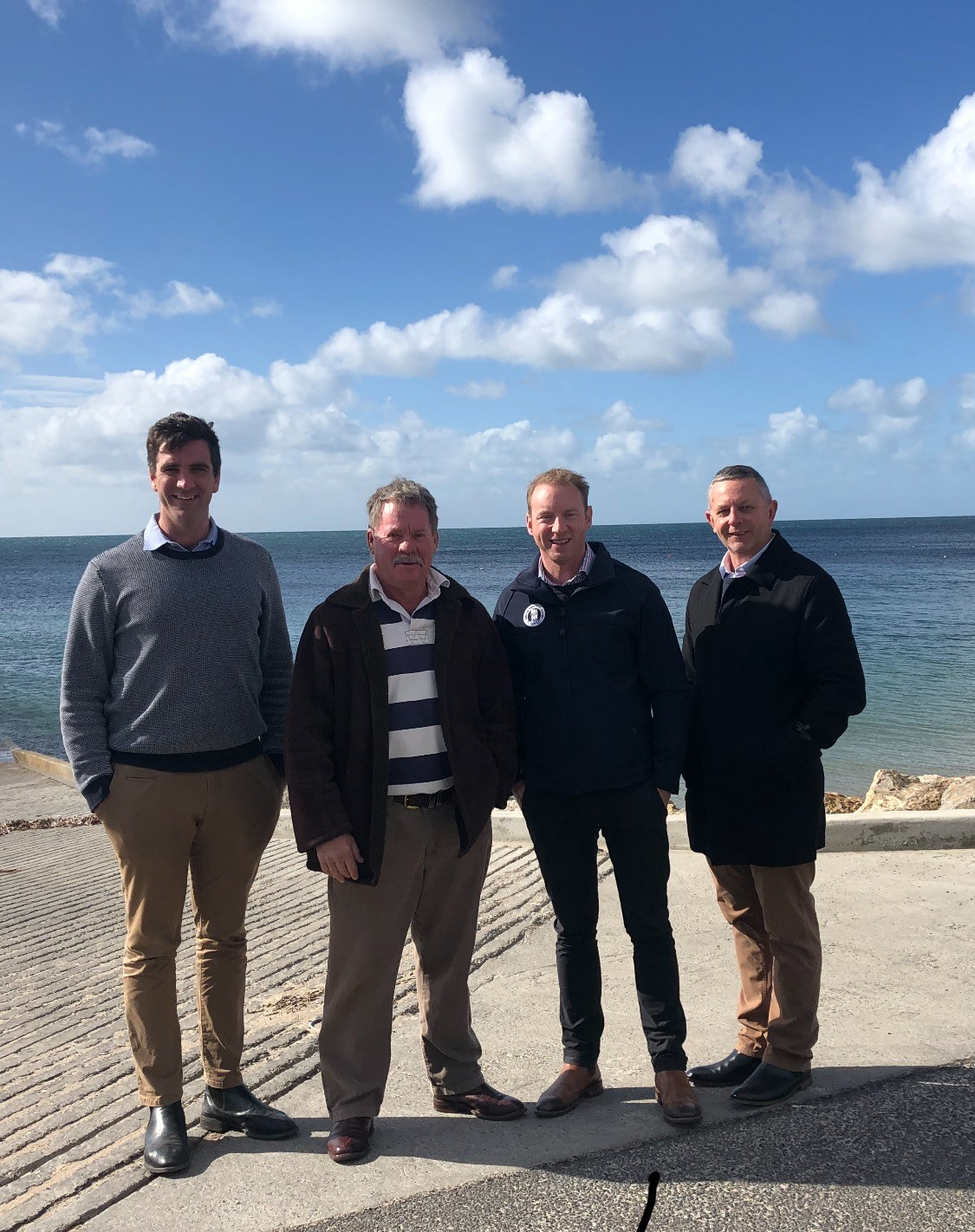 $330,000 allocated to Black Point Boat Ramp
