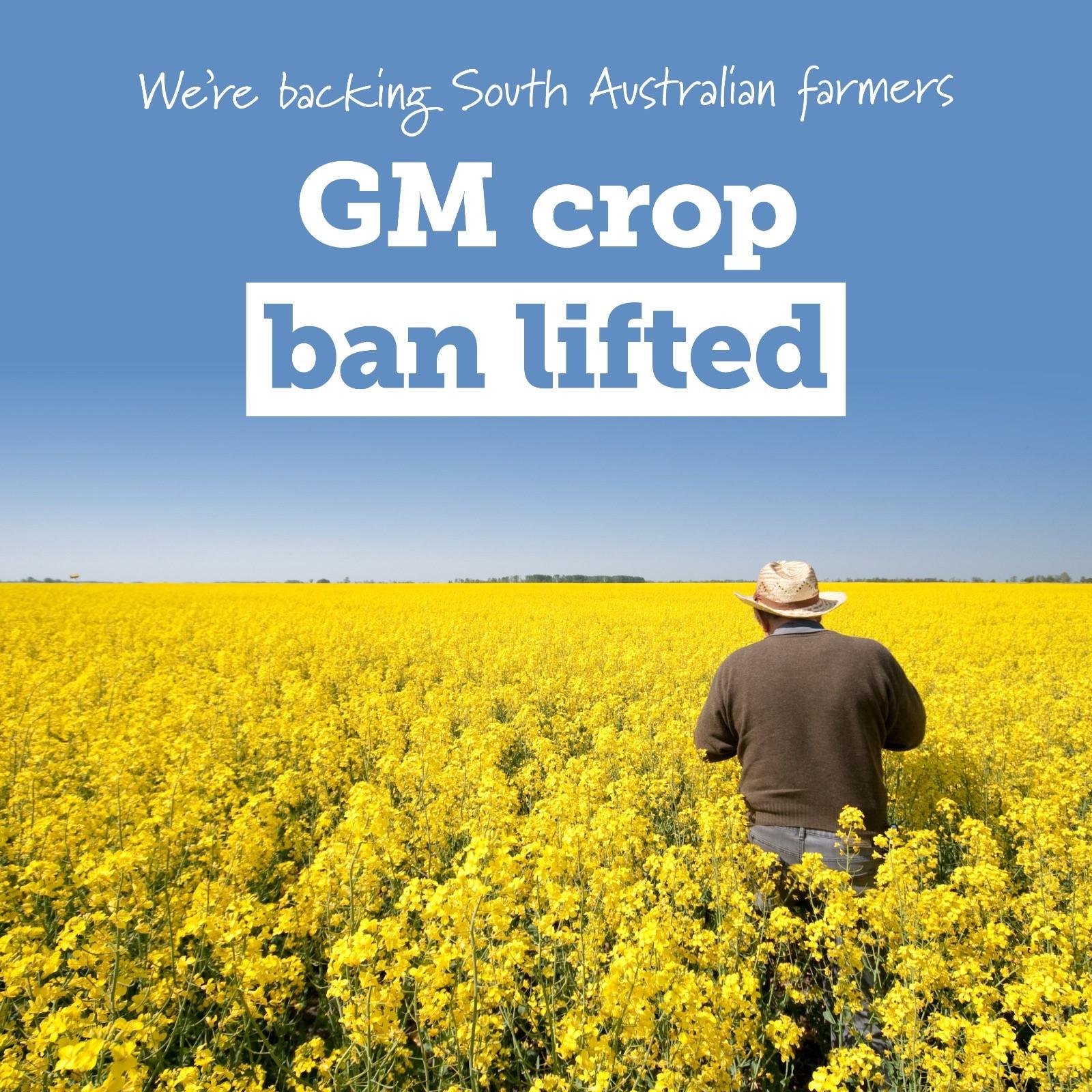 GM crops Bill passes Parliament