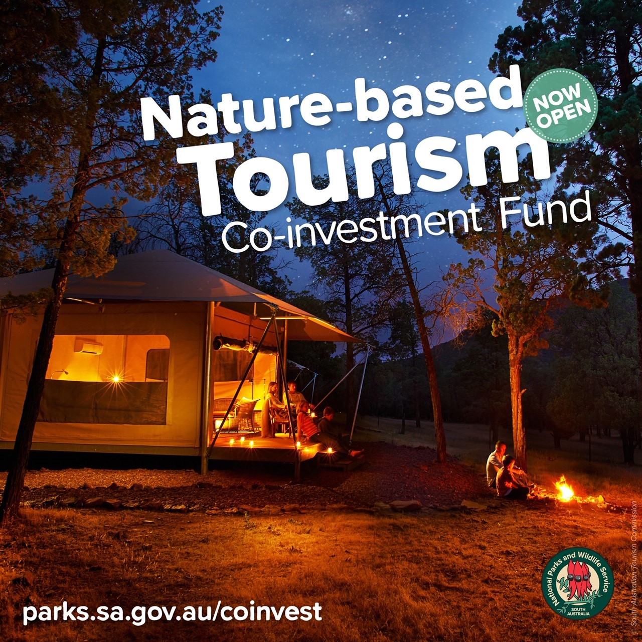 Nature-based Tourism Co-Investment Fund