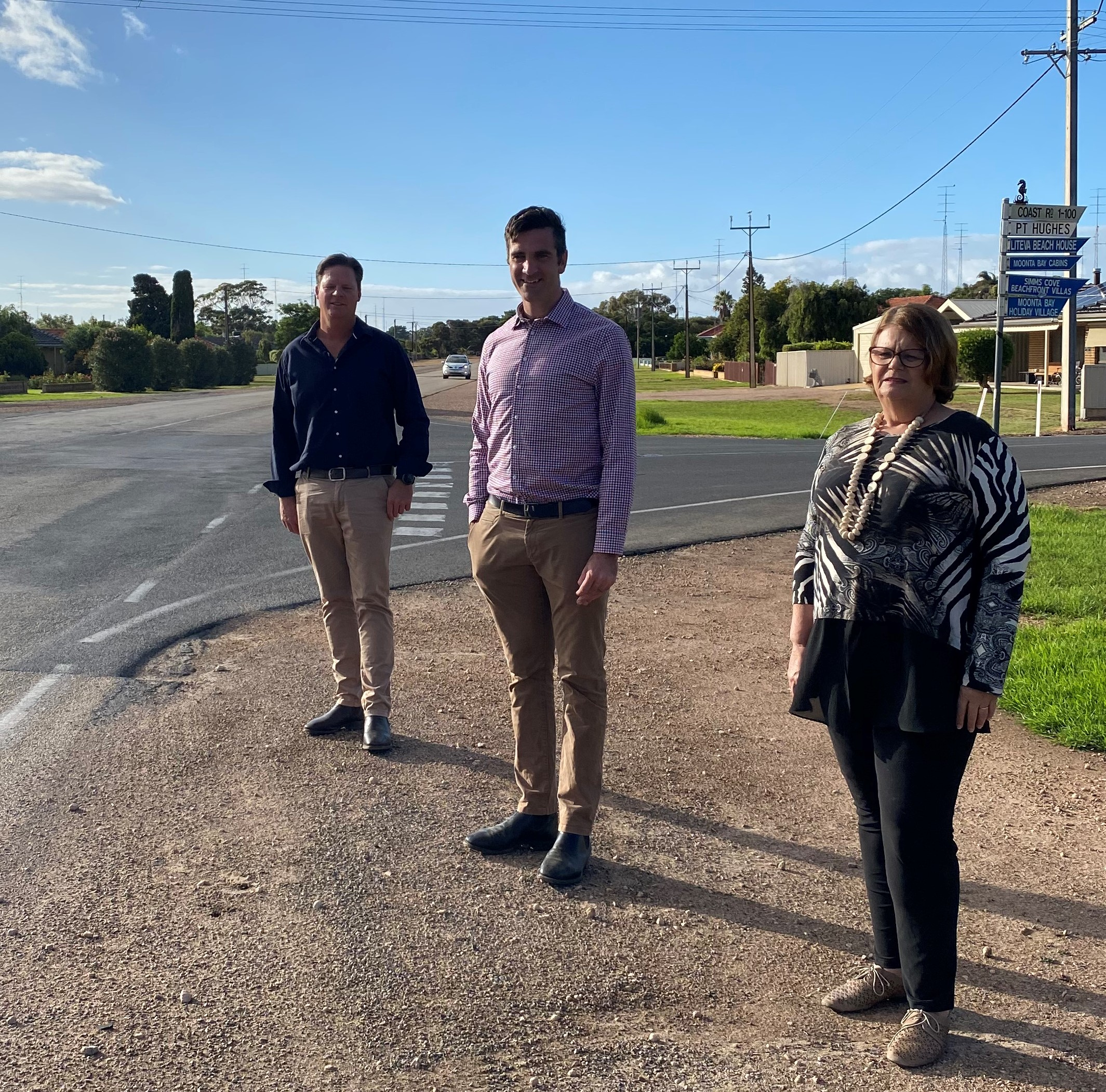 $7 million for Narungga roads in Local Government Infrastructure Partnership