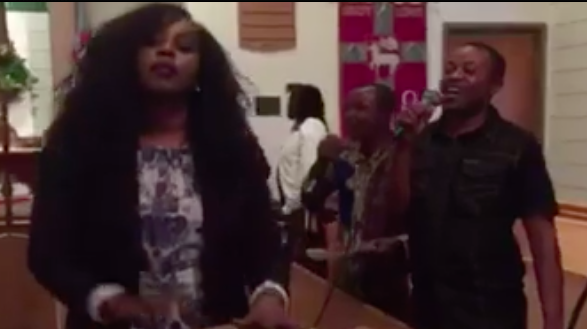 Click here for a video of a recent Swahili song!