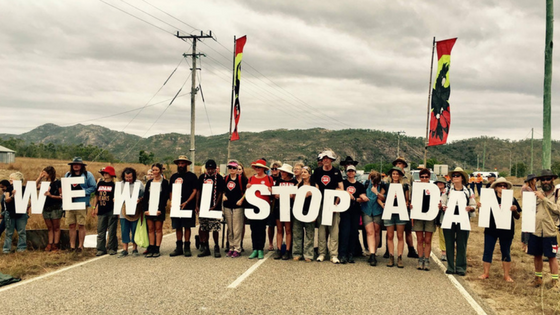 We will Stop Adani