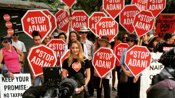 StopAdani_Queensland_election.png