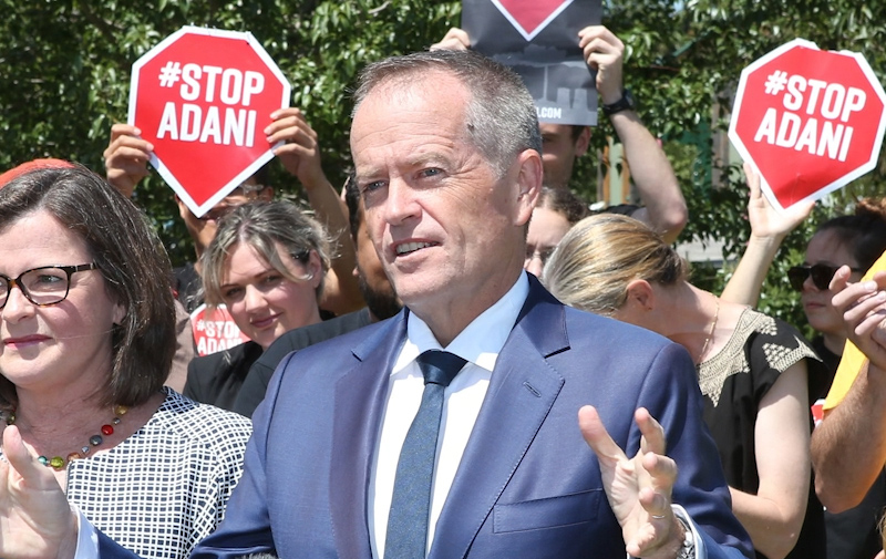 Labor's position on Adani doesn't stack up