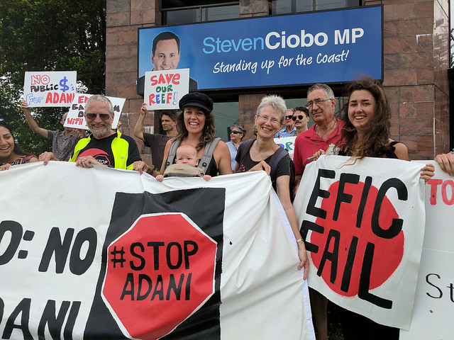 #EFICFail: How we're going to stop the government funding Adani, again