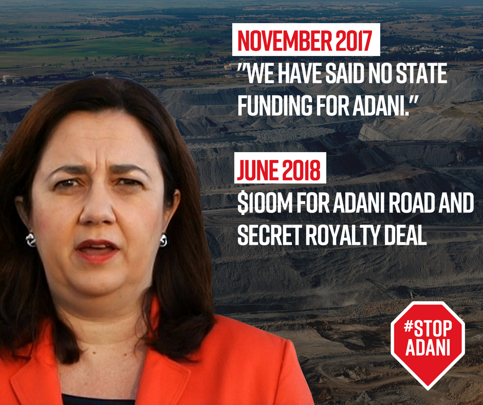 No special deals for Adani!