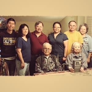 Hayakawa family