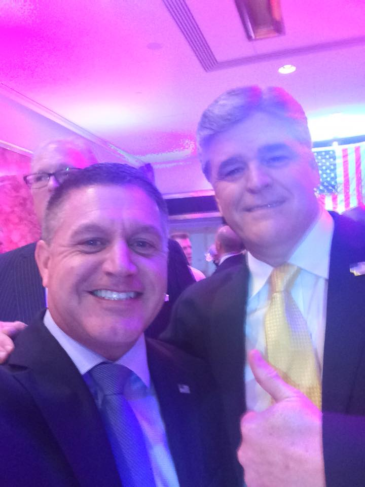 Trump victory in Suffolk County LaValle and Hannity